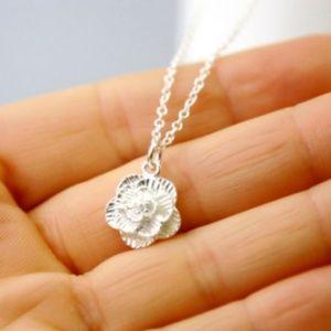Flower Necklace/Bracelet/Anklet, Handmade 🌸